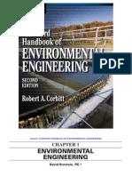 Standard Handbook of Environmental Engineering