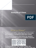 Glass Presentation