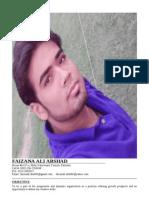 Faizana Ali Arshad