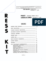 NASA Gemini 2 Press Kit