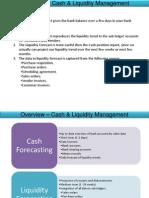 Cash Management- TRM