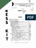 NASA Gemini 4 Press Kit