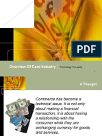 Credit Cards Overview