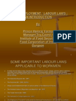 5. Complex Labour Laws in India