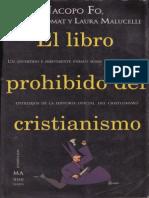 El libro prohibido del cristianismo - Jacopo Fo et al.,.pdf
