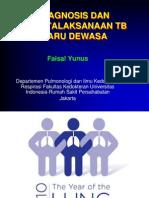 Diagnosis Tb Paru Dewasa 2010