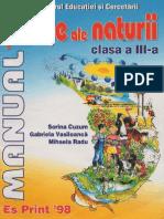 Carti Manual.de.Stiinte.ale.Naturii(Sorina.cuzum) Clasa.3 Ed.es.Print98 TEKKEN