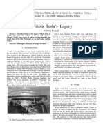 Teslas Legacy
