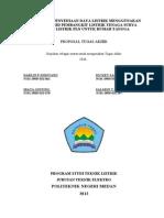 Alternatif Penyediaan Daya Listrik Menggunakan Sistem Hibrid Pembangkit Listrik Tenaga Surya Dengan Listrik Pln Untuk Rumah Tangga
