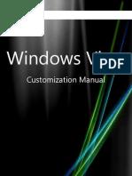Windows Vista Customization Manual