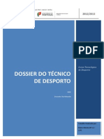 Dossier Do Tecnico de Desporto