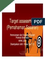 Target asssessment.pdf