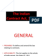 The Contract Act