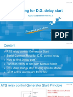 TP Project Power Train--ZXDU68 W301 DG Delay1