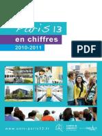 Univ Paris 13 en Chiffres 2010 2011 (2)