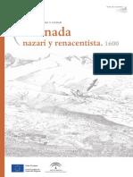 Granada Nazari y Renacentista. 1600