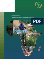 FARA - Mapping Food and Bioenergy