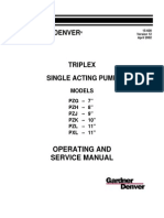 PZ Line & PXL Operating & Service Manual