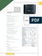 Steca Solarix MPP 2010 Specification En