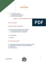 Intro et Chapitre 1 condition fécondation