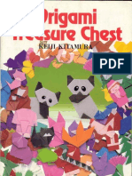 Keiji Kitamura - Origami Treasure Chest 1991