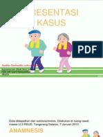 Presentasi Kasus TIKO Sirosis Hati