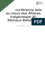 Le Rif Michaux Bellaire
