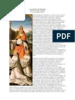 Esoterismo - Le Profezie Di Malachia