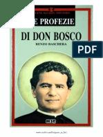Le Profezie Di Don Bosco - Renzo Baschera