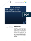 EC Indústrias Marítimas Relatório
