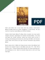 Sejarah Melayu