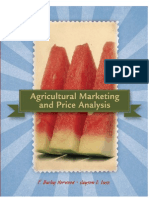 Agricultural Marketing and Price Analysis (1)