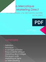 La Mercatique Et Le Marketing Direct