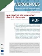 Les centres de la relation client à distance en Poitou Charente