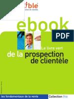 Livre vert de la prospection clientèle - PROMISCIBLE