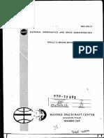 NASA Apollo 11 Mission Report