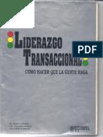 Liderazgo transaccional
