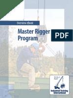 E-book Master Rigger Program