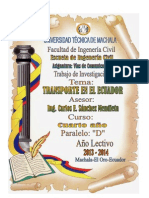 Transporte en el Ecuador.docx