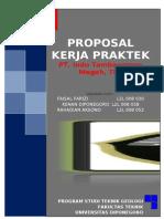 Proposal Kp Itm + Akso