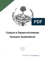 Cultura e Desenvolvimento Humano Sustentável(II Capítulo)