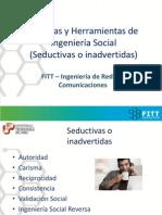 Tecnicas y Herramientas - Seductivas o Inadvertidas