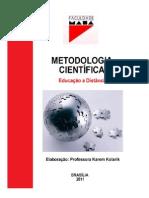 Caderno de Metodologia - Ead