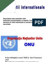 Organizatii Internationale Postbelice