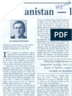 Afghanistan-Long Road Ahead,By Richard Holbrooke,Daily Time,3!04!2006