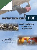 Affiche Initiation