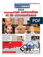 Journal Algerie News Du 22.09.2013