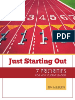 7 Priorities With Notes & Markings