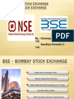 BSE AND NSE PPT