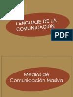 COMUNICACION MASIVAS DIAPOSITIVAS